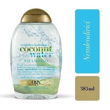 Organix Coconut Water Nemlendirici Şampuan 385Ml Renksiz